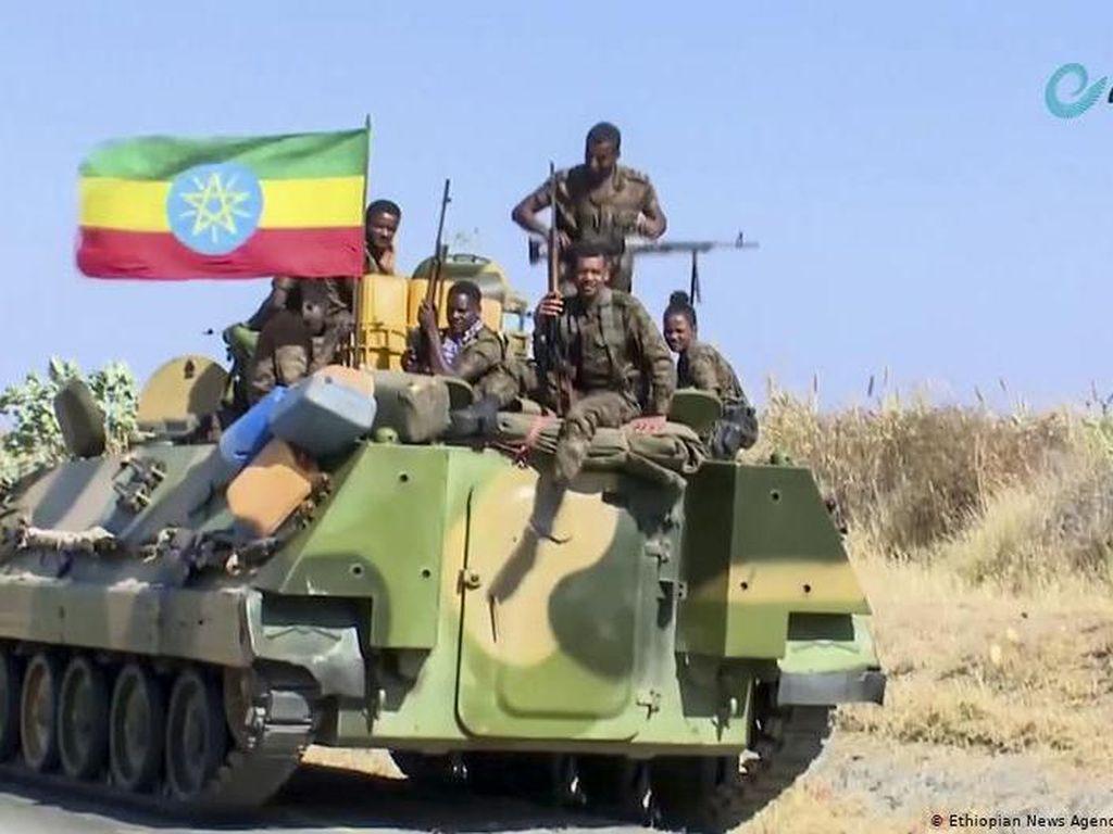 Amerika Serikat Diminta Turun Tangan di Ethiopia