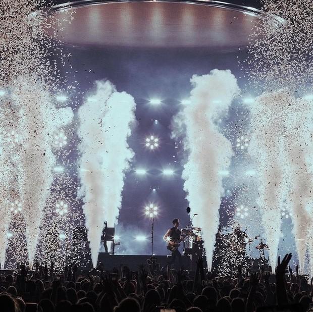 Konser Shawn Mendes.