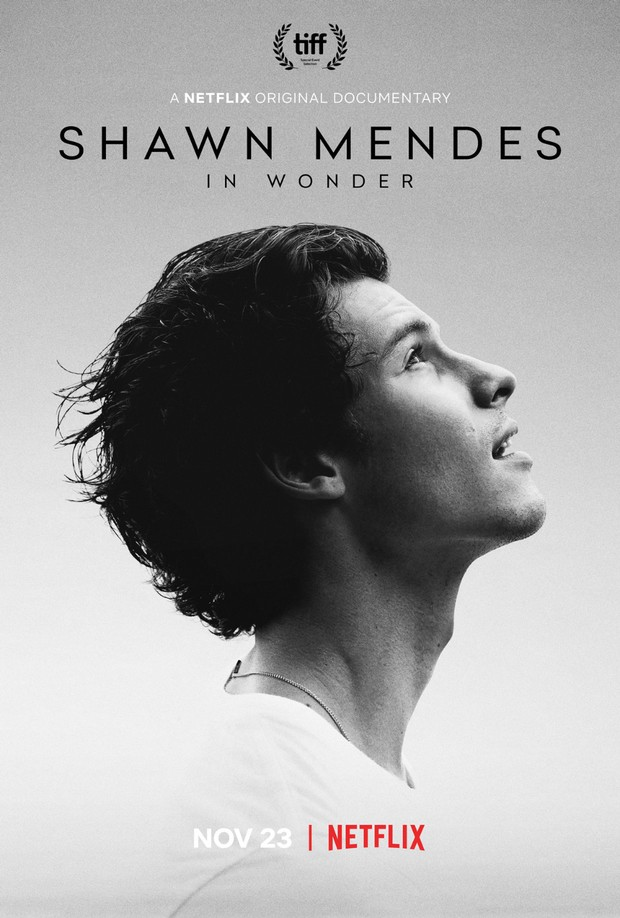 Poster Shawn Mendes: In Wonder