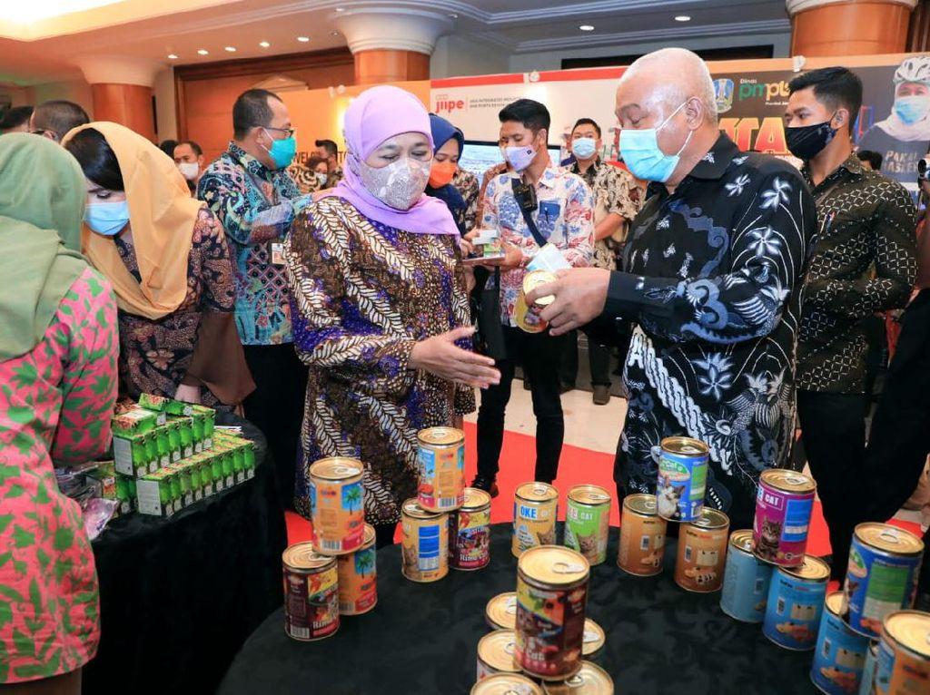 Dibuka Hari Ini, East Java Investival Buka Peluang Investasi di Jatim