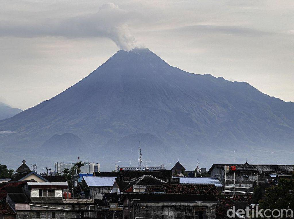 BPPTKG: Migrasi Magma Gunung Merapi Berlangsung Pelan
