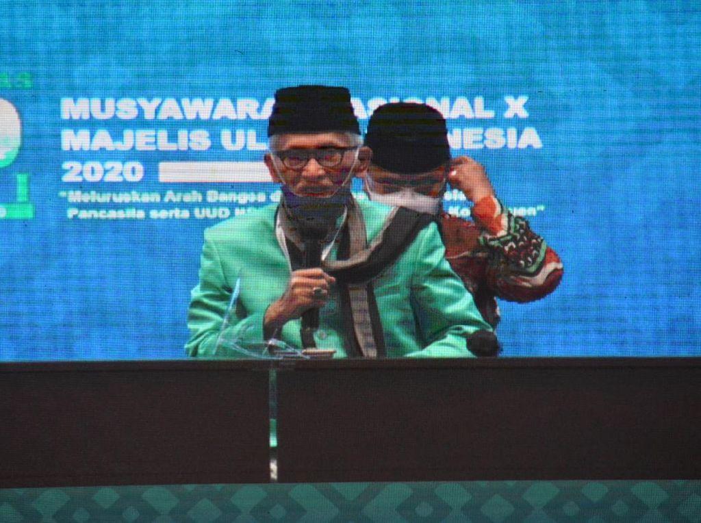 Profil Miftachul Akhyar Ketua MUI 2020 Terpilih, Pendorong Zonasi Pandemi