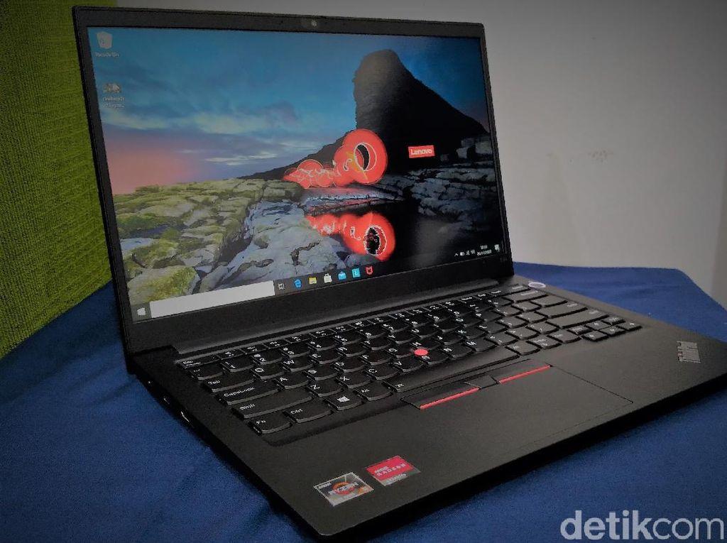 ThinkPad E14 Gen 2, Tangguh Bertenaga Ryzen 5 4500U