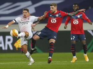 Lille Vs Milan Berakhir Imbang 1-1