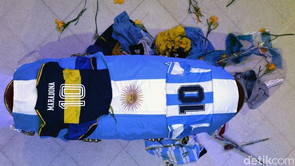 Selamat Jalan Maradona