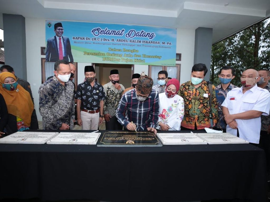Punya 10 Unit Usaha, BUMDes Pujon Kidul Sumbang PAD Rp 1,7 M/Tahun