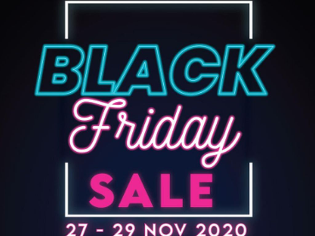 Black Friday Sale, Metro Department Store Diskon Hingga 70%