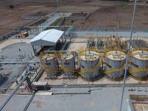 Proyek SP Bambu Besar & SKG Betung Rampung Lebih Cepat dari Target