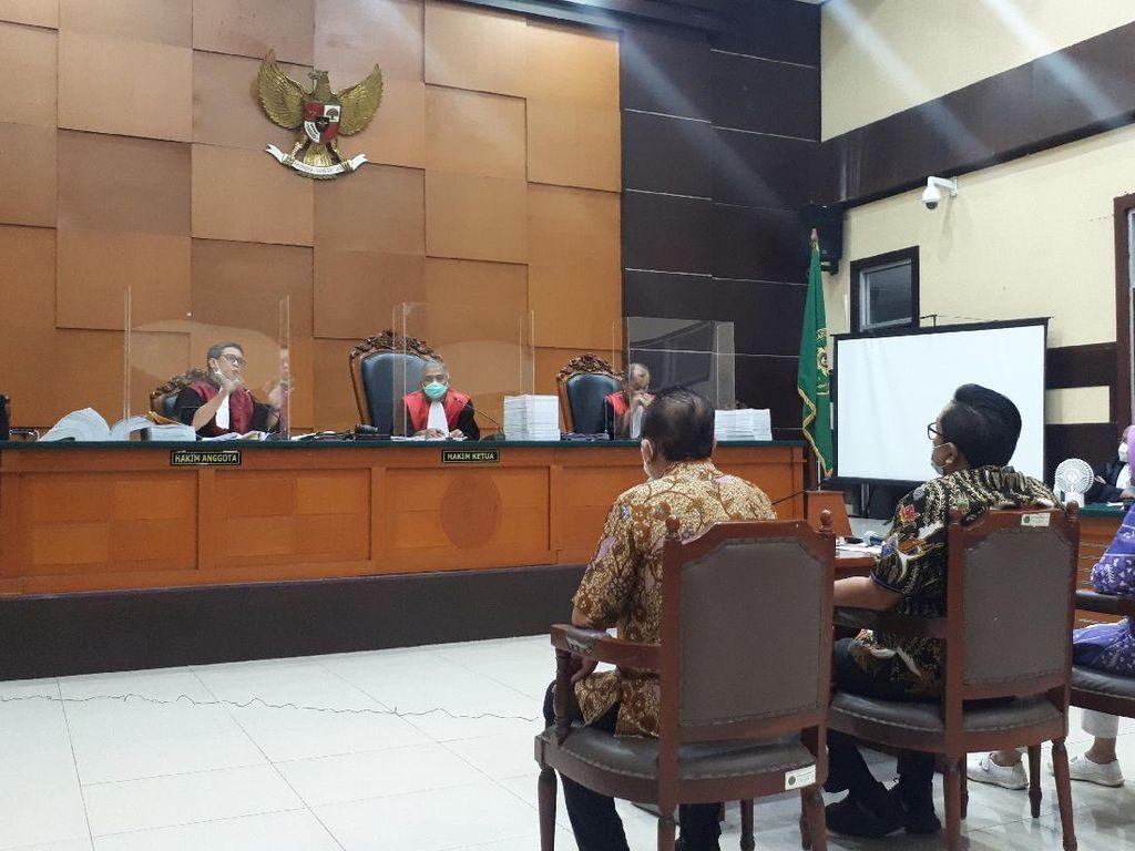 Hakim: Siapa Bohong soal Surat Jalan Djoko Tjandra?