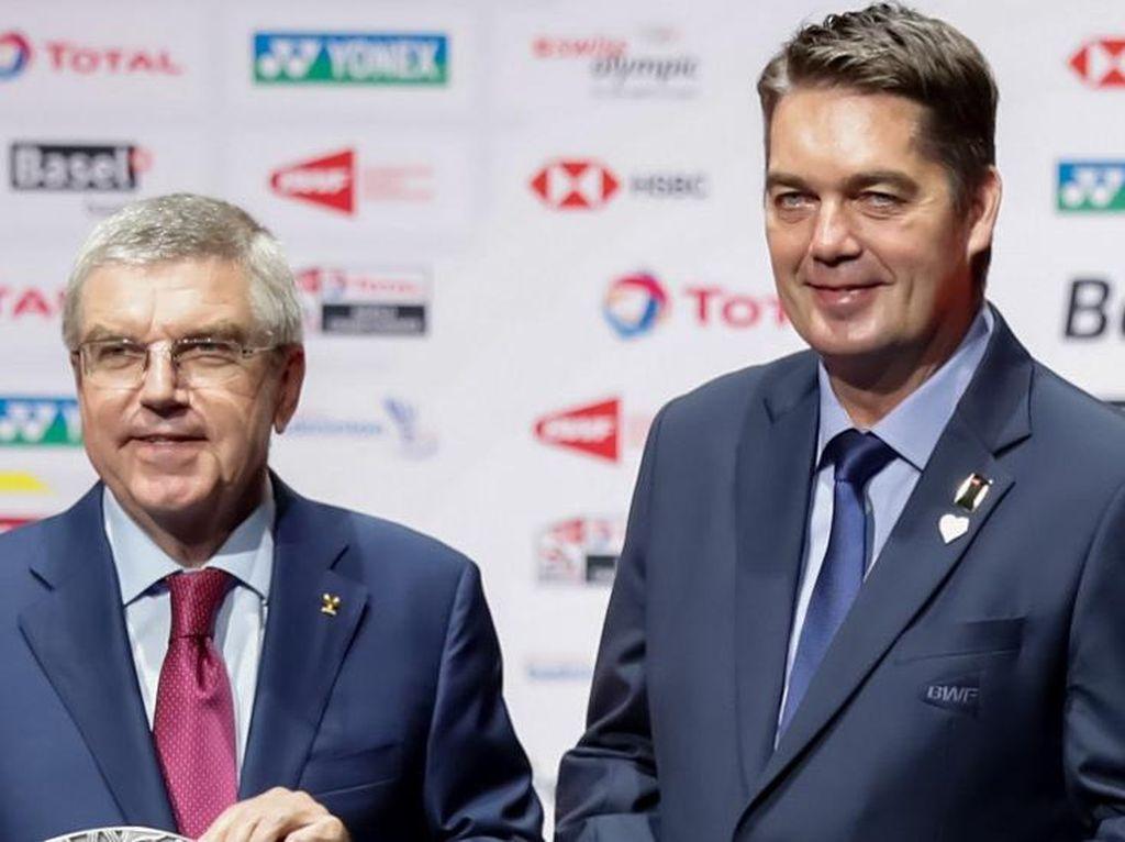 Sambangi Jepang, Presiden IOC Janjikan Ini Bagi Atlet Olimpiade