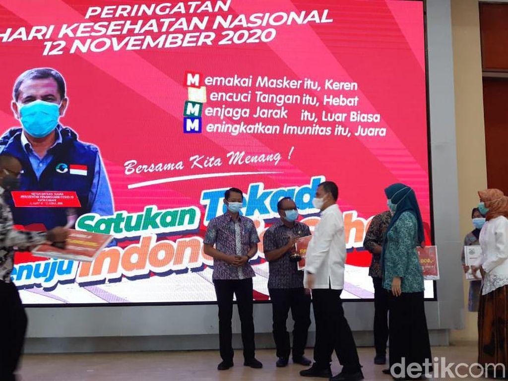 Penampakan Wali Kota Cimahi Ajay Priatna Sebelum Kena OTT KPK