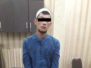 Diborgol, Ini Sosok Ketua FPI di Sumut Pengunggah Foto Hoax Mega Gendong Jokowi