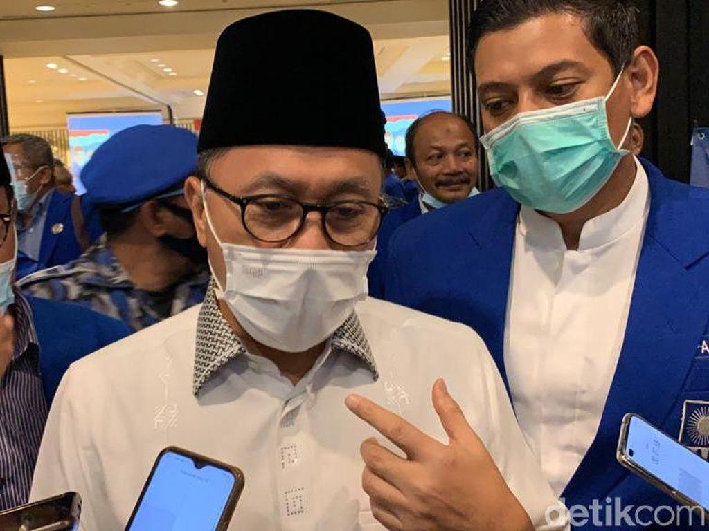 Banyak Isu Kader Jatim Pindah Partai, Zulkifli Hasan Sebut PAN Solid