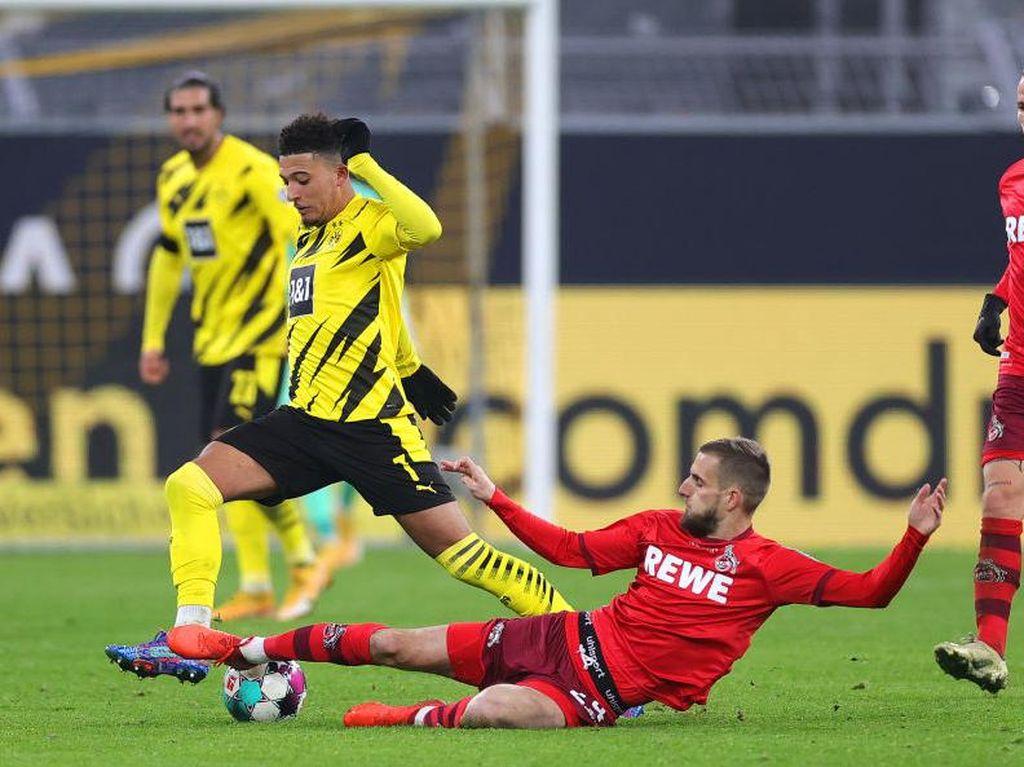 Jadon Sancho Kepikiran MU, Jadi Tak Oke di Dortmund