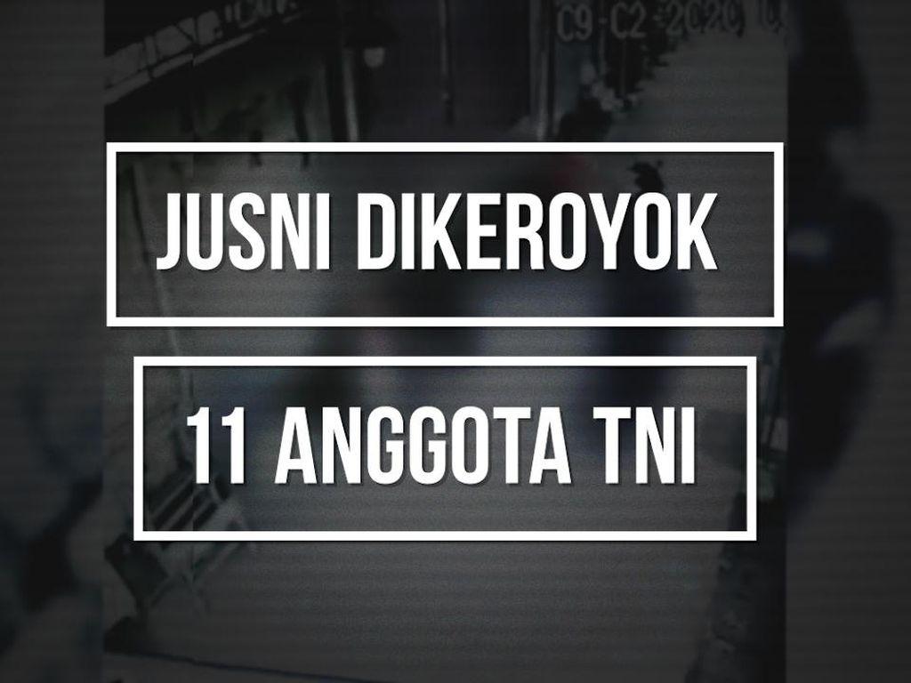 Catatan KontraS di Peradilan 11 Anggota TNI yang Tewaskan Jusni