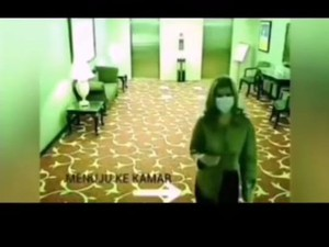 Viral Video Detik-detik Selebgram Prostitusi Masuk Hotel, Ini Kata Polisi