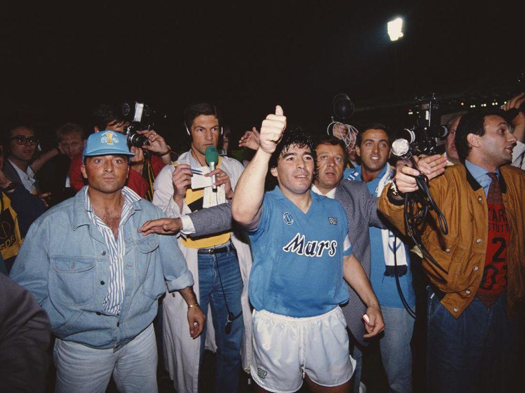 Saya Sudah Melihat Maradona
