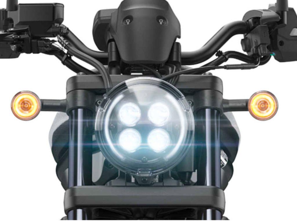 Honda Luncurkan Rebel 1100, Siap Tantang Harley-Davidson