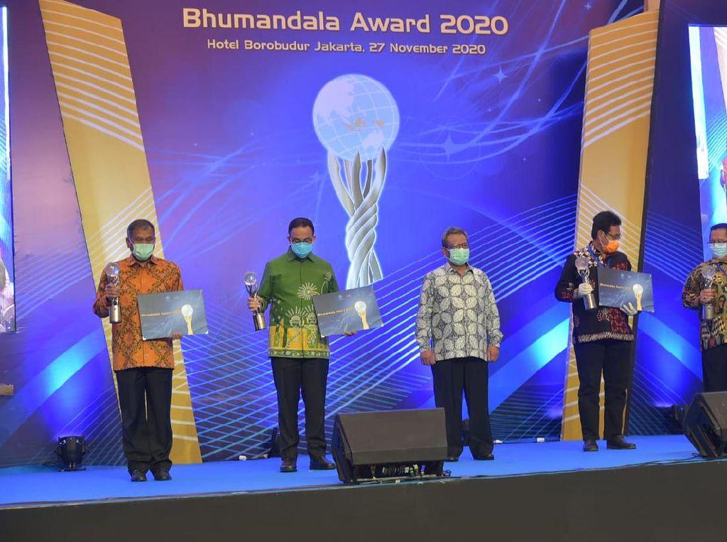 Kementerian ESDM Raih Penghargaan di Bhumandala Award 2020