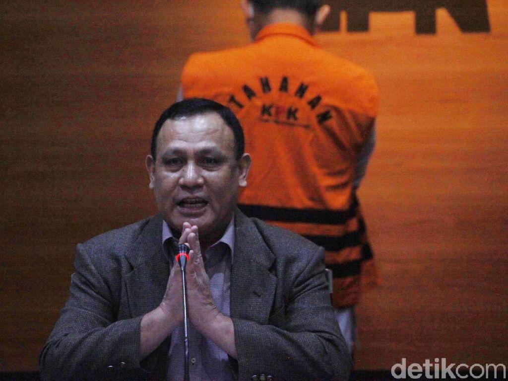 Dewas KPK Tak Proses Aduan ICW soal Kasus Heli Firli Bahuri