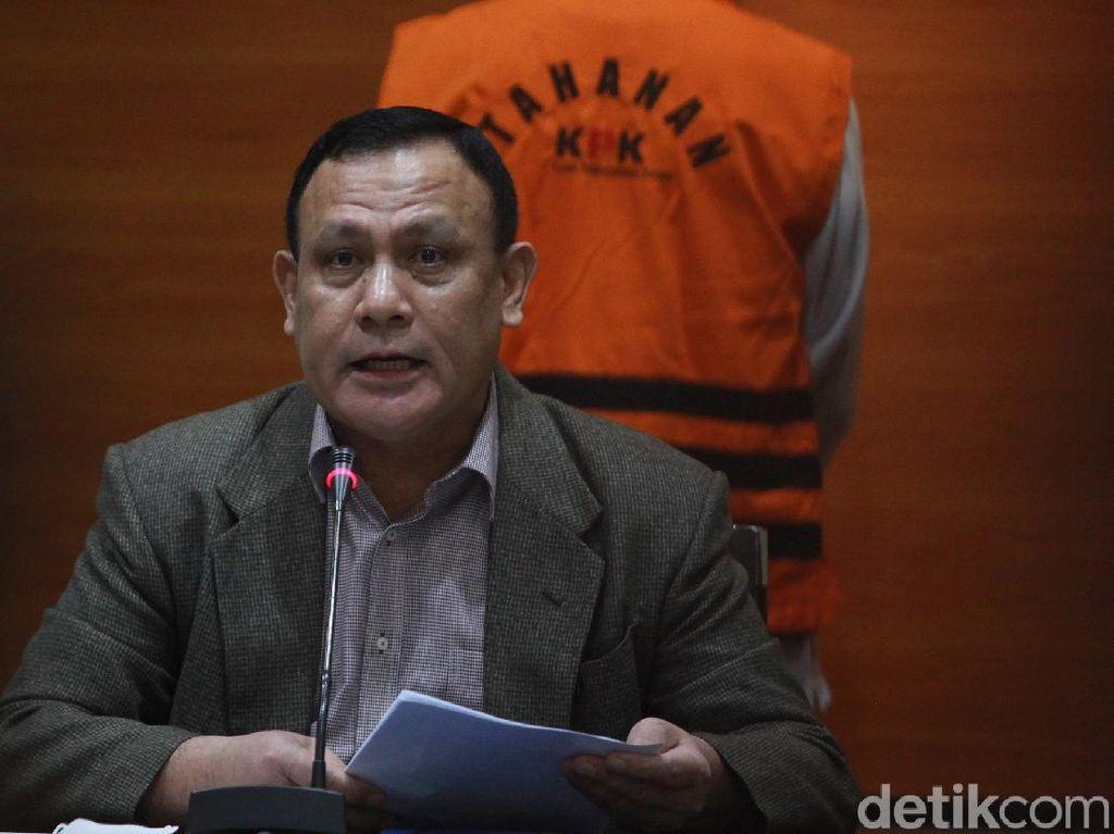 KPK Sudah Awasi Kemungkinan Ada Korupsi Bansos Corona Sejak Awal Pandemi