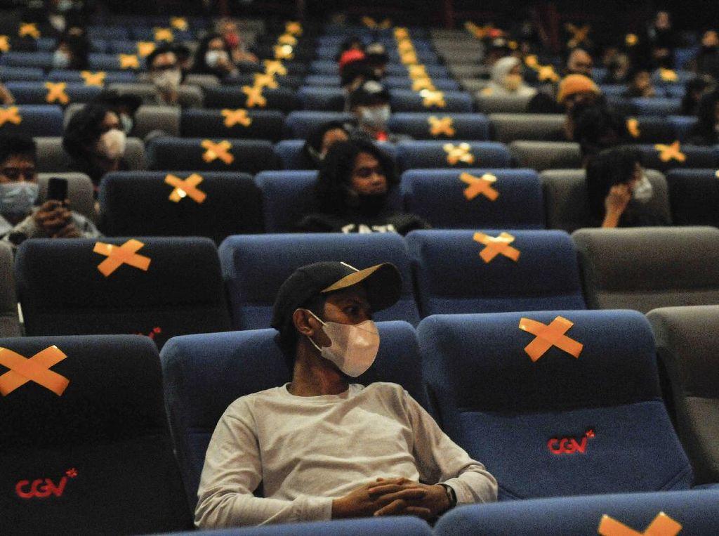 Pengusaha Bioskop Babak Belur Dihajar Layanan Streaming Film