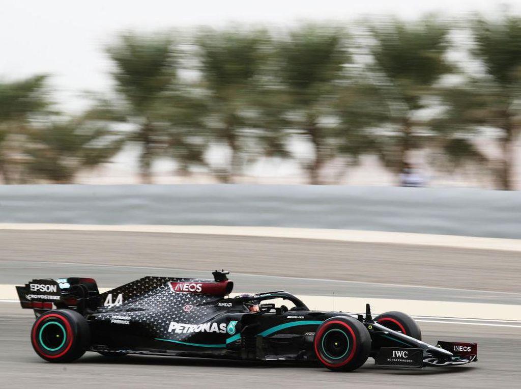 Hasil Kualifikasi F1 GP Bahrain 2020: Hamilton Raih Pole Position