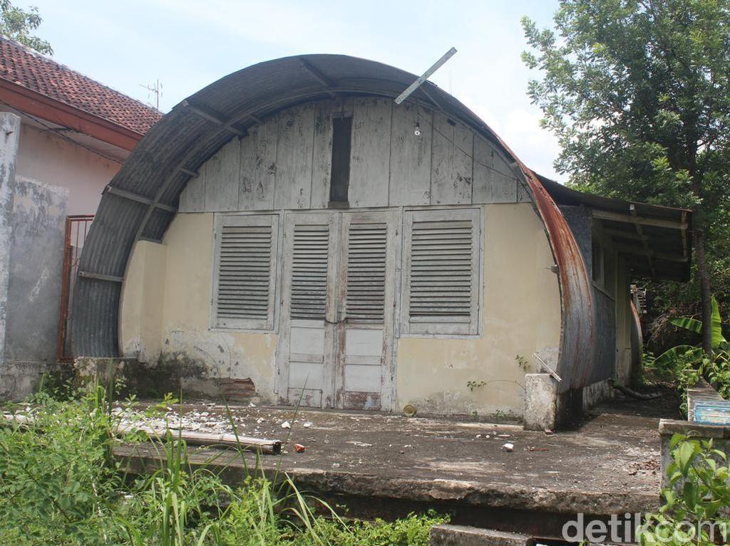 Menengok Loji Kluntung, Rumah Anti Bom di Area Tambang Minyak Blora
