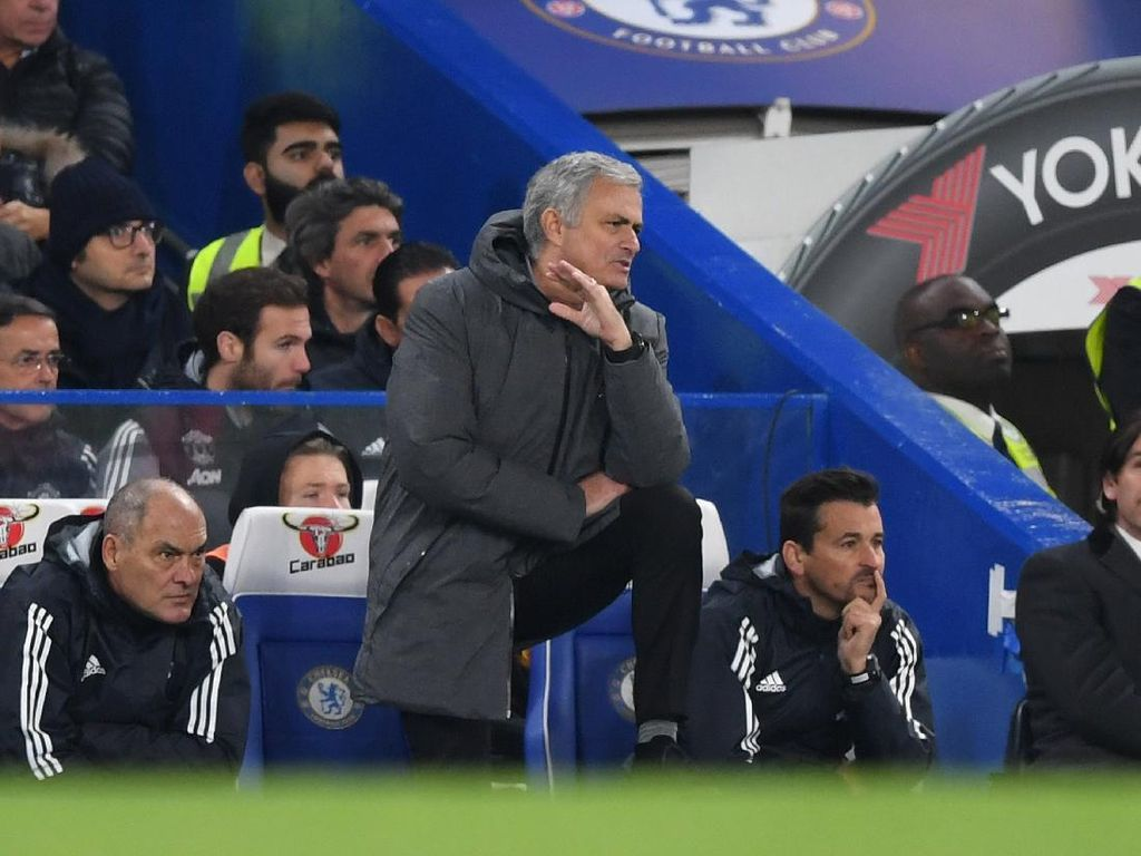 Chelsea Vs Tottenham: Kali Ini Bisa Taklukkan Stamford Bridge, Mourinho?
