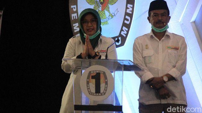 Program 'Katana' dan 'Sakolam' Jadi Andalan Nia-Usman Hadapi Covid-19