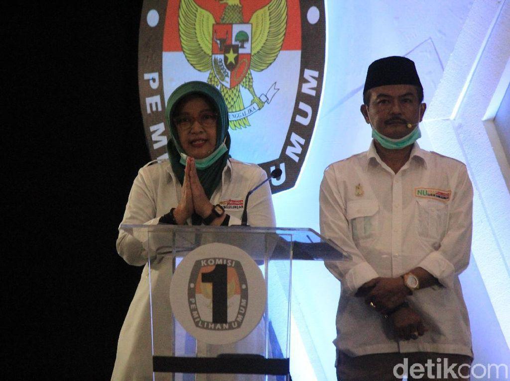 Program Katana dan Sakolam Jadi Andalan Nia-Usman Hadapi Covid-19