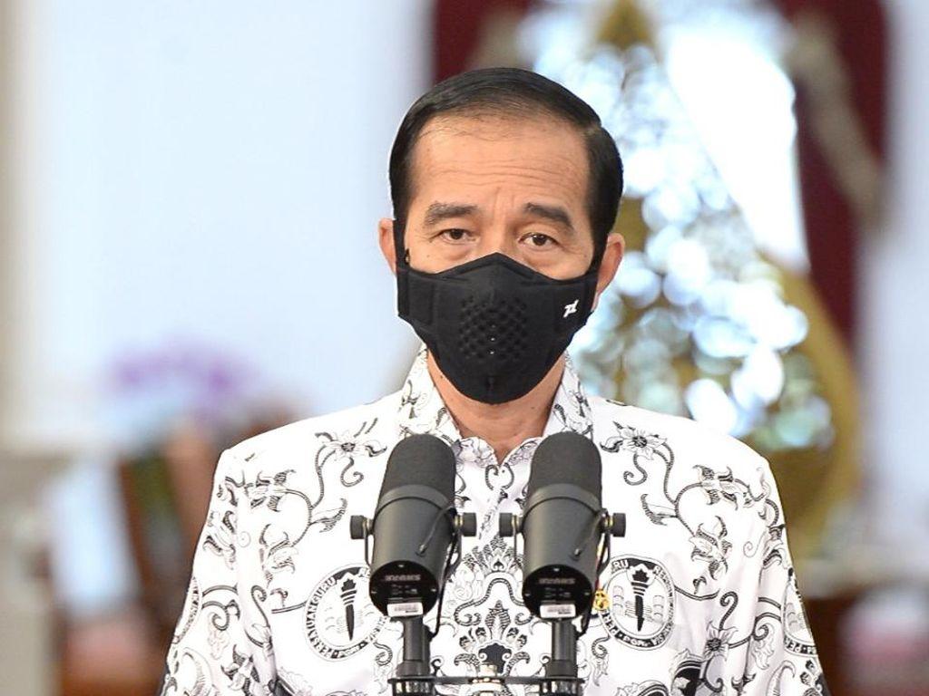 Peringati Hari Guru 2020, Jokowi Apresiasi Perjuangan di Masa Pandemi