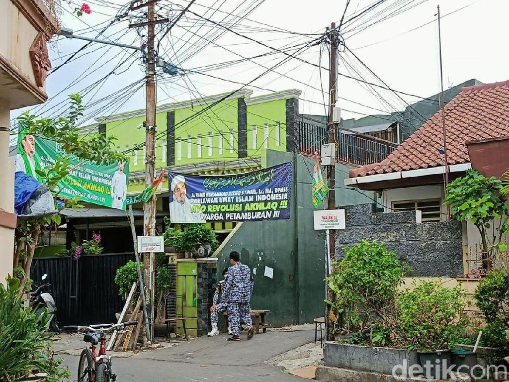 Panglima LPI Ungkap Alasan Tolak Dandim Jakpus Masuk Gang Rumah Habib Rizieq