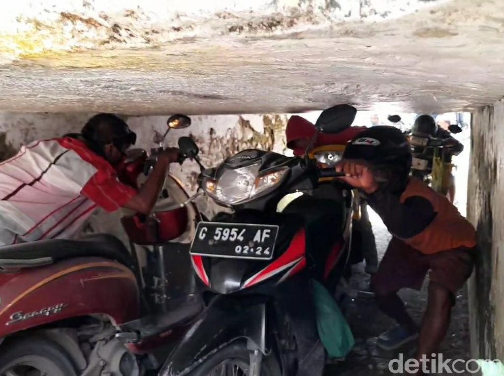 Kondisi Terkini Terowongan Super Pendek di Brebes Setelah Viral