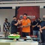 Persija Ultah, Jakarta Akan Berwarna Oranye dan Merah Malam Ini