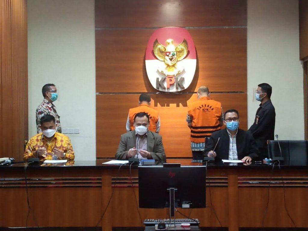 Komisaris RSU Kasih Bunda Jadi Tersangka Pemberi Suap ke Wali Kota Cimahi