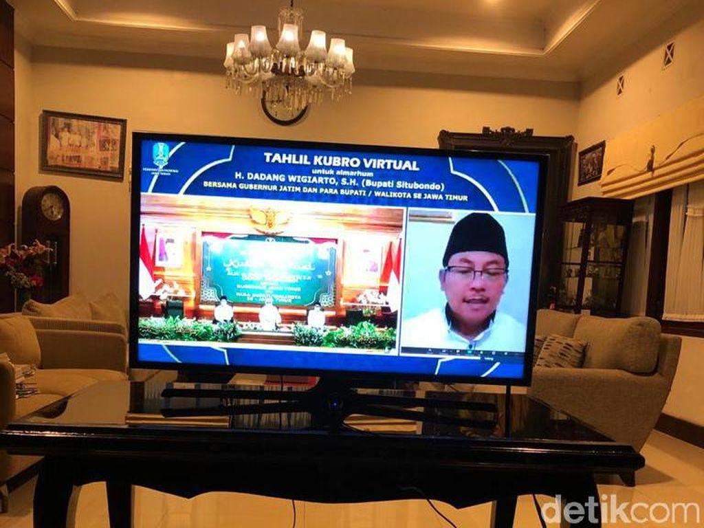 Dikabarkan Terpapar COVID-19, Wali Kota Malang Muncul di Webinar