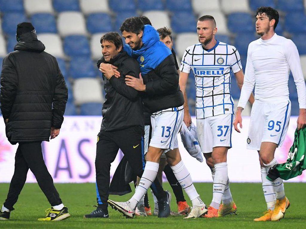 Conte Tak Punya Alasan Minta Pemain Baru untuk Inter