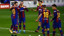 Messi-Griezmann Antarkan Barcelona Cukur Osasuna 4-0