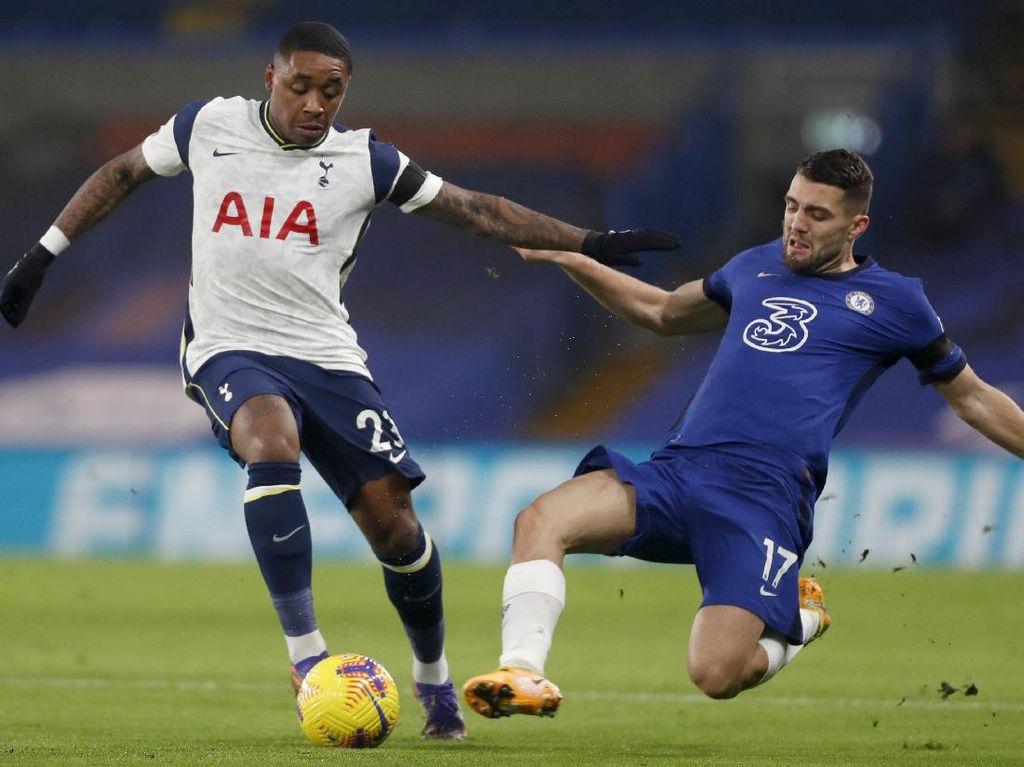 Chelsea Vs Tottenham Masih Tanpa Gol di Babak Pertama