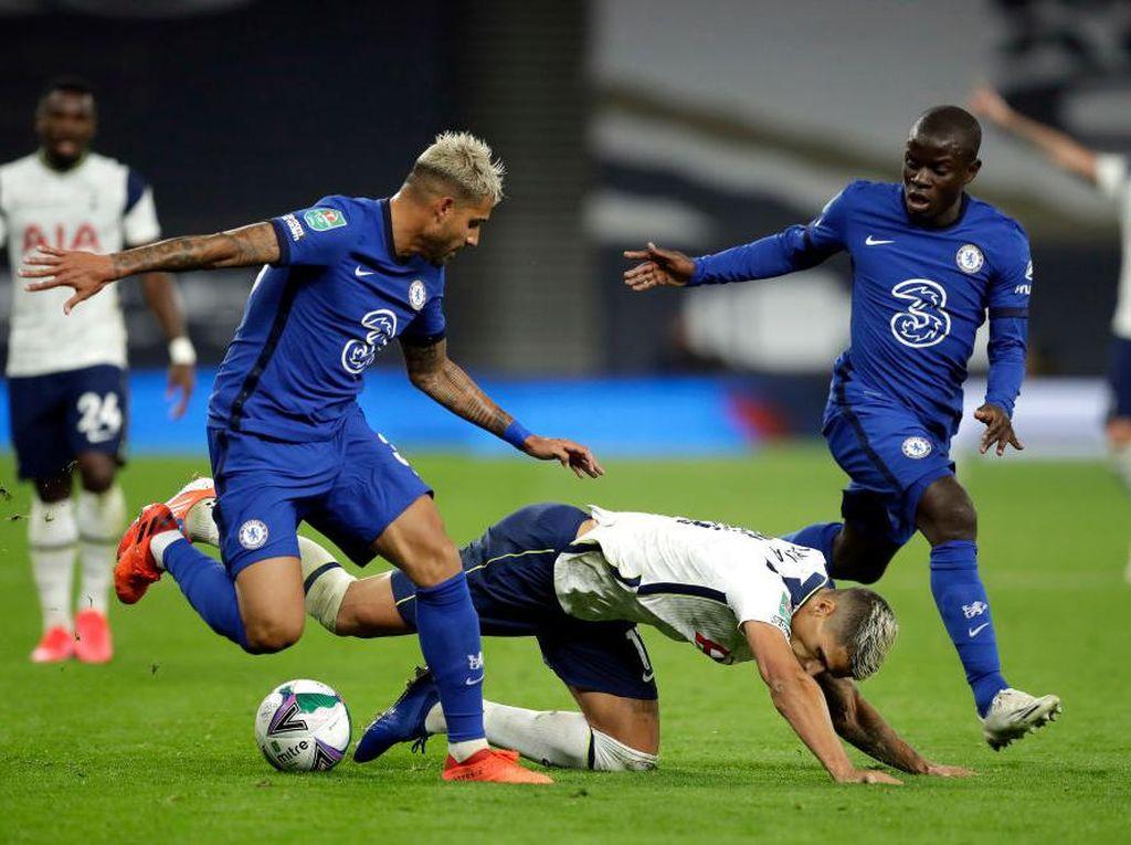 Chelsea Vs Tottenham: Lagi On Fire, The Blues Siap Libas Lilywhites