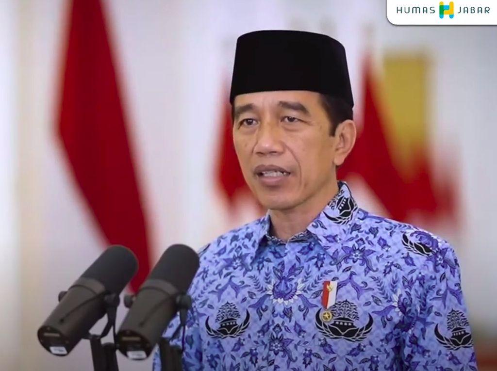 Lagi! Jokowi Singgung Pangkas Lembaga hingga Eselon PNS