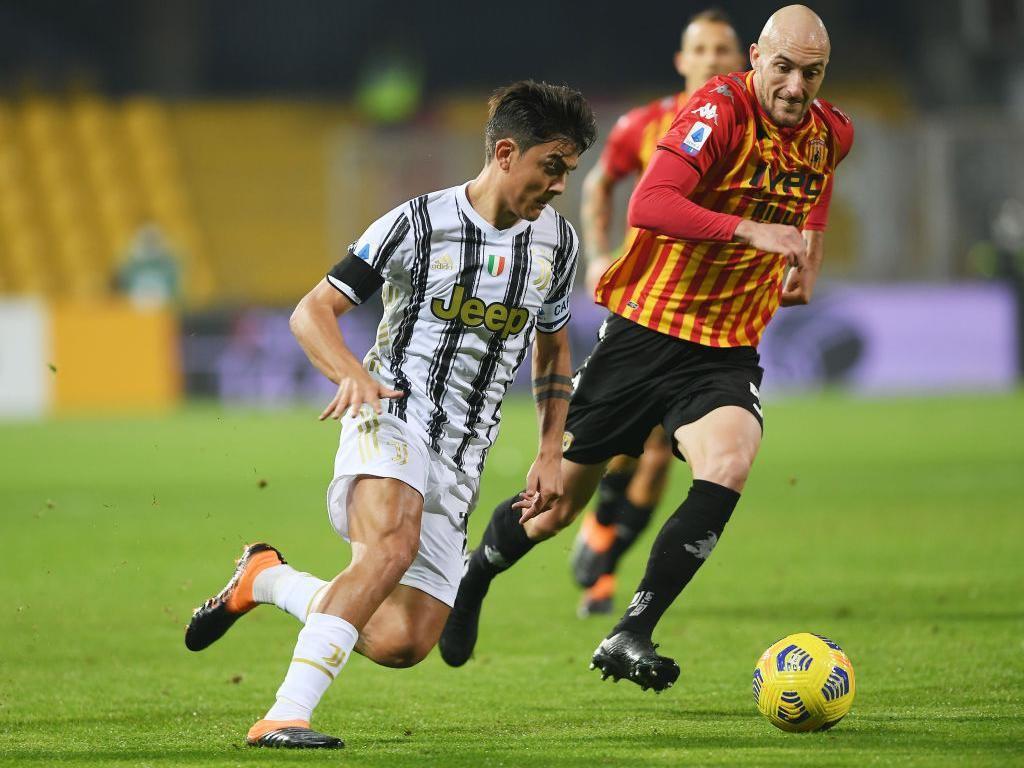 Benevento Vs Juventus: Morata Kartu Merah, Bianconeri Ditahan Imbang 1-1
