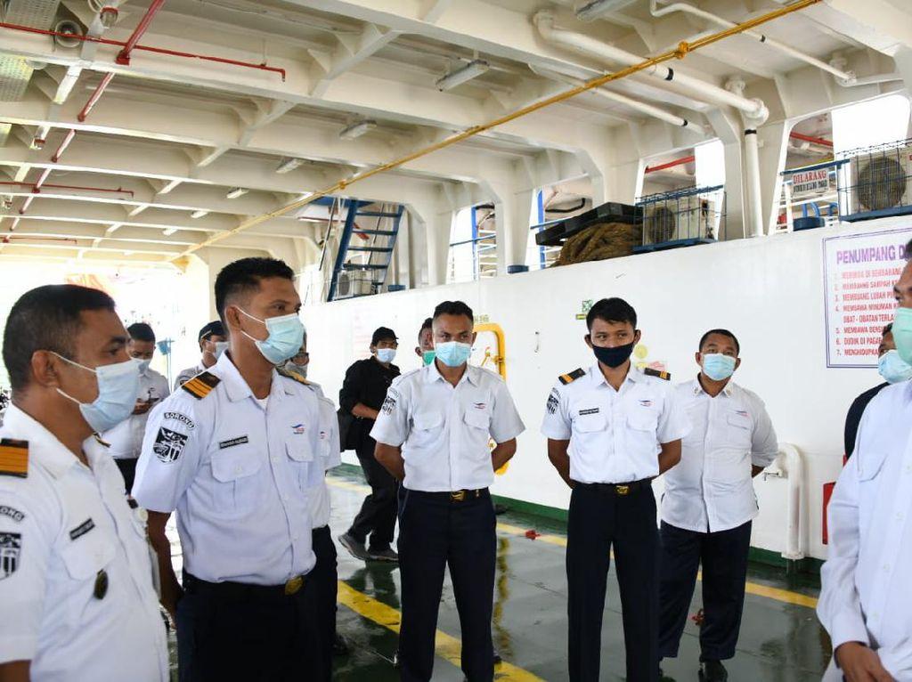 Kepala BPH Migas Dorong ASDP Siapkan Dual Sistem Bahan Bakar Kapal