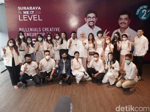 Cawali Machfud Siapkan Ekosistem Bisnis Rintisan untuk Anak Muda Surabaya