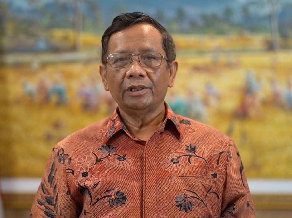 Tepis Benny Wenda, Mahfud Md: Papua Final dan Sah Jadi Bagian NKRI Sejak 1969