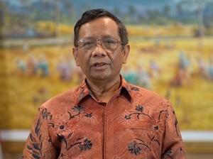 TNI Disebut Seperti Era Orde Baru, Mahfud Md: Terserah Gatot Nurmantyo