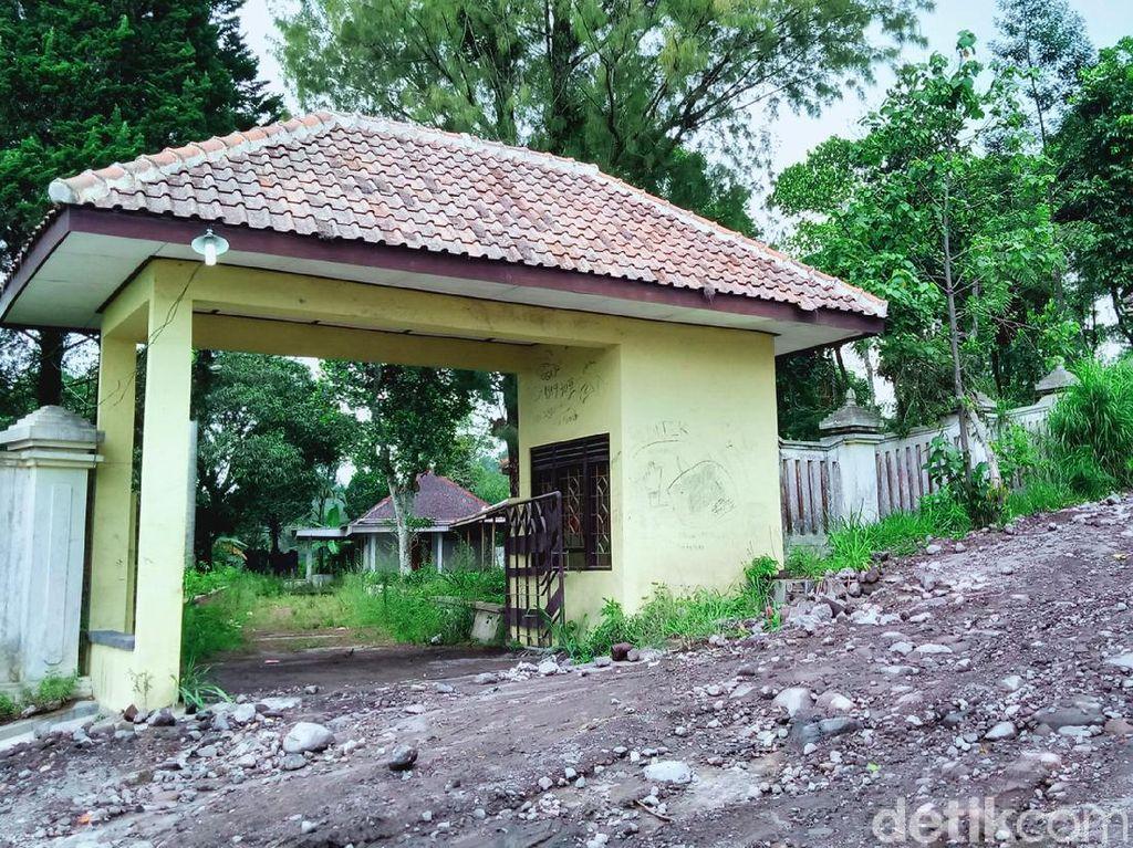 Objek Wisata Deles Indah Merapi, Nasibmu Kini...