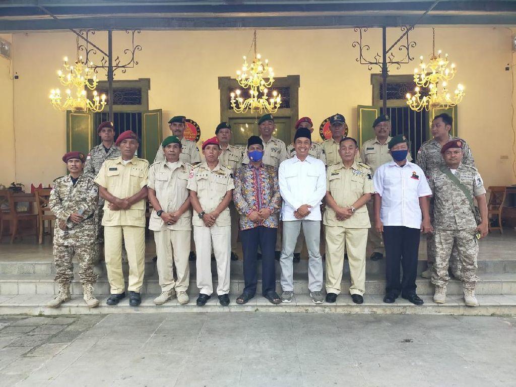 Eks Pejuang Darat, Laut & Udara Dukung Harno-Bayu di Pilkada Rembang