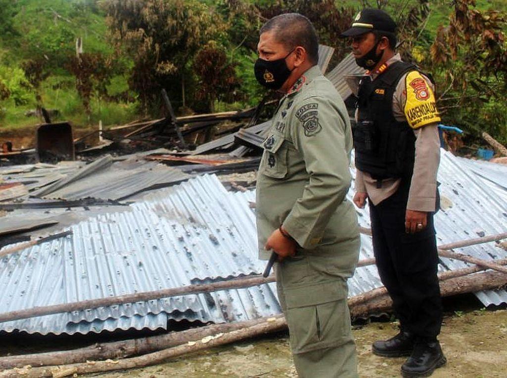 Trauma Warga Sebab Rumah Dibakar Ali Kalora